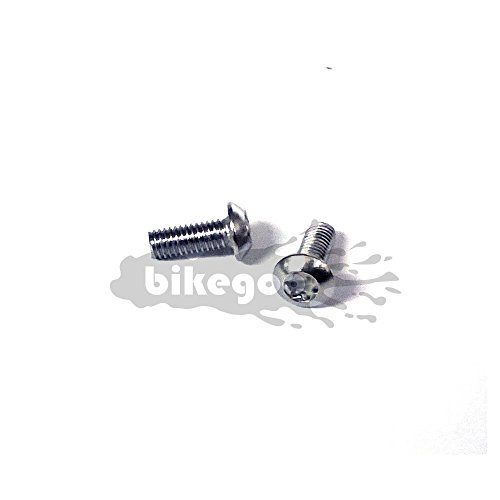 31oXeqLIFBL. SS500  - Hope Mini Lever T10 Reservoir Lid Top Cap Bolts Pack of Two - -