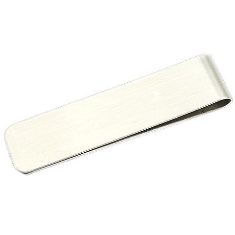 GSPStyle Pince à billets en inox métal money clip Couleur