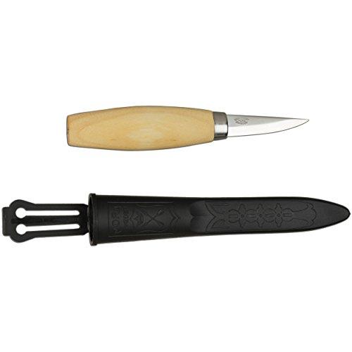 Mora FT04264 Cuchillo a Lama Fissa,Unisex - Adulto, Negro, un tamaño