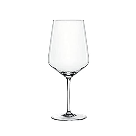 Spiegelau 4670181 20 x 20 x 23.5 cm Style Red Wine Glass, Set of 4, Transparent
