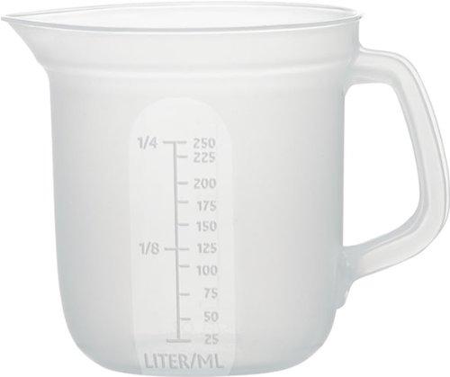 Emsa 514448 Basic Tasse à mesurer Polypropylène Transparent