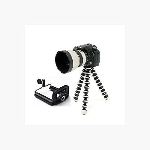 ZHANGZHIYUA Kompakter Stativ 3K-Ständer für kompakte, spiegellose Kameras oder Geräte bis zu 3K.