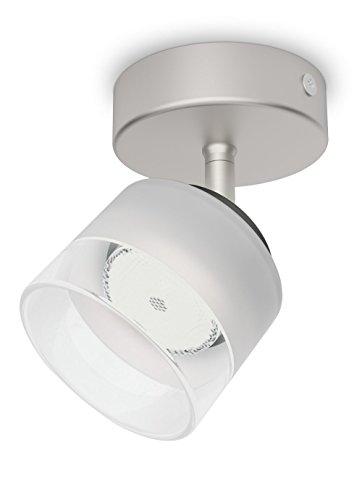 Philips myLiving Fremont - Foco LED, iluminación interior, luz blanca cálida, IP20,...