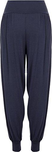 WearAll - Pantalon 'harem' bouffant - Pantalons - Femmes - Tailles 36 à 42 Bleu Marine