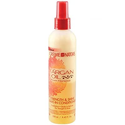 Creme of Nature | Argan Oil | Strength Leave-in Conditioner by Creme of Nature