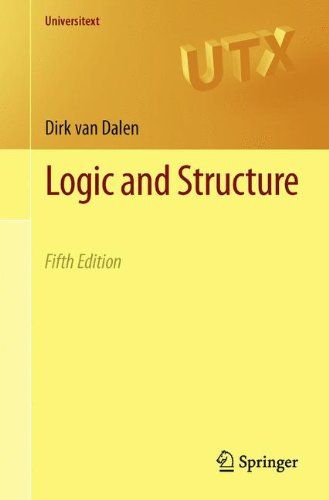 Logic and Structure, Fifth Edition (Universitext)