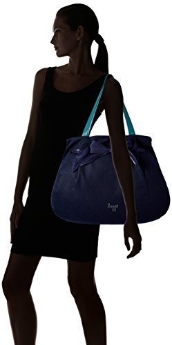 Baggit Women's Handbag (Blue)