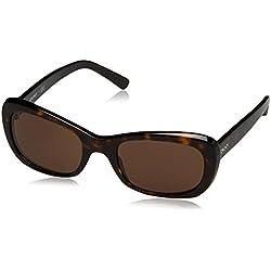 DKNY 0Dy4118 Gafas de sol, Dark Tortoise, 51 para Mujer