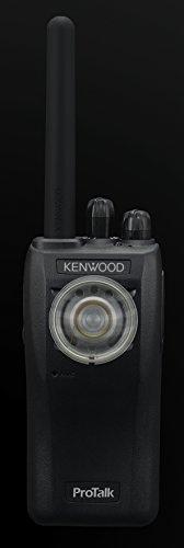 Kenwood TK-3501E PMR446 Transceiver, Schwarz/Anthrazit - Bild 3