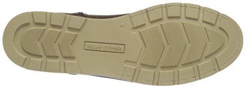 Marc O'Polo Damen 60912986001119 Bootie Chukka Boots Braun (taupe 717)