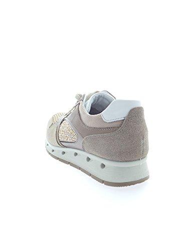 Igi&Co , Damen Sneaker Tortora/oro