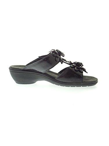 ENVAL , Chaussures spécial piscine et plage pour femme Noir - Nero