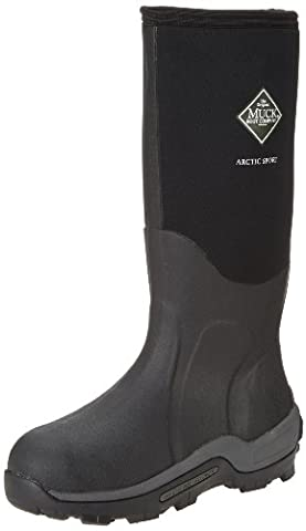 Muck Boots Arctic Sport, Unisex Adults Multisport Outdoor Shoes, Black (Black), 10 UK (44/45 EU)