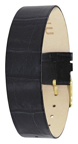 moog-paris-ritz-bracelet-pour-femme-en-cuir-vachette-pleine-fleur-imitation-alligator-vernis-noir-bo
