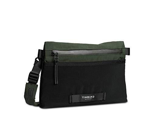 Timbuk2 Sacoche 1120 Damen,Herren Messenger Bag,Umhängetasche,cross-body bag,cool,lässig,hipster,vintage,Freizeit,2l (Liter),Army, S