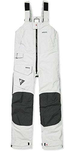 Musto MPX Trousers New SM1505 IN PLATINUM Test