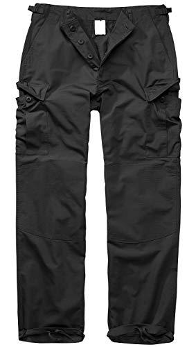 Brandit BDU Ripstop Trouser Cargohose schwarz 5XL
