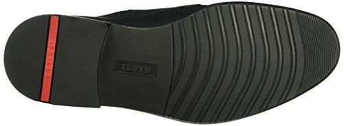 Lloyd - Kolor Extraweit, Scarpe stringate Uomo Nero (Schwarz (Schwarz 0))