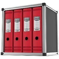 Hermes Qubox Unidad Modular A4 - Rojo