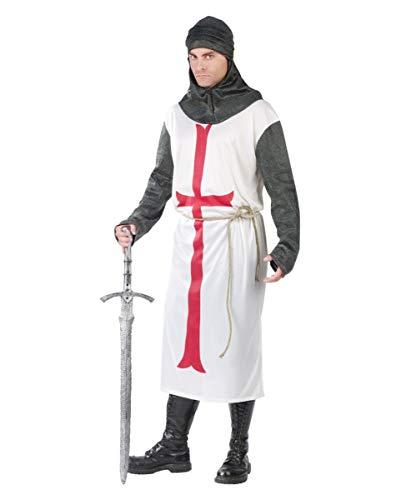 Tempelritter Kostüm - Horror-Shop Tempelritter Kostüm