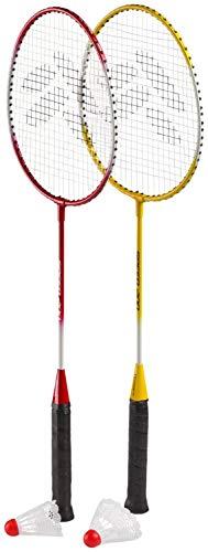 Windring Speedminton/® MATCH Speeder/® 3er Pack Speed Badminton//Crossminton original Wettkampfball inkl