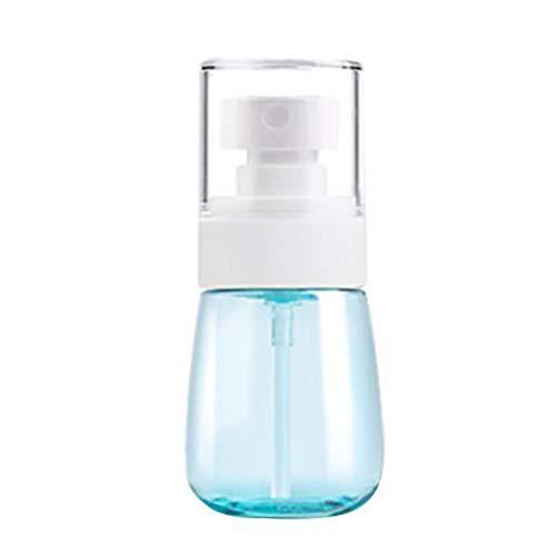 Chakil atomizador de Perfume Plástico Transparentes Contenedor de Pulverizad Viaje Fiesta Debe Maquillaje Herramienta Botella para Perfume 30ml