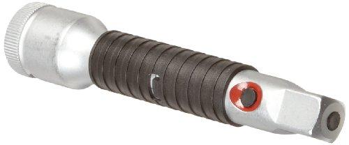Wera 05003642001 8796 SC Zyklop-Verlängerung Flexible-Lock mit Schnelldrehhülse, kurz, 1/2 Zoll x 125.0 mm, 125 mm