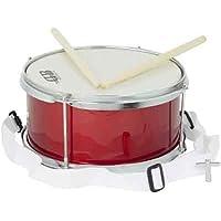"DB Percussion DB0099 - Caja infantil 10"" x 5"" 4 div abedul-tornillo, color rojo"