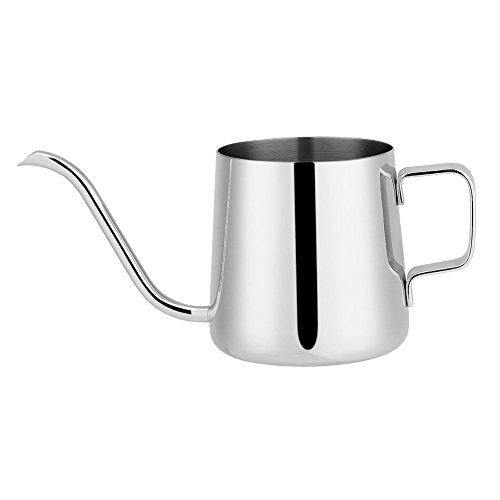 Fosa 250 ml/350 ml Edelstahl Tropfkaffeetopf Kaffeekanne Langen Schwanenhals Auslauf Wasserkocher...