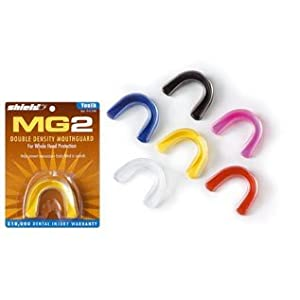 Wilson Zahnschutz MG2 / Zweistufiger Zahnschutz für Kinder / verschiedene Farben