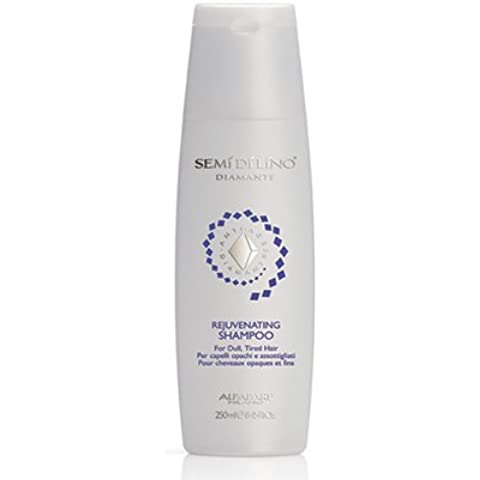 Alfaparf Semi Di Lino Diamante Anti Age Rejuvenating Shampoo 8.45 oz by Alfaparf