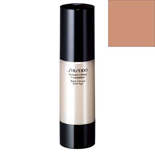 Shiseido Radiant Lifting Foudation SPF15 fondotinta fluido correttivo n. B60 natural deep beige