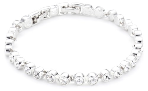 swarovski-1791305-bracciale-da-donna-con-zirconia-cubica-acciaio-inossidabile-180-cm