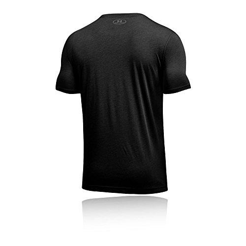 Under Armour Herren Ua Tech Ss Tee Fitness-T-Shirts & Tanks Black