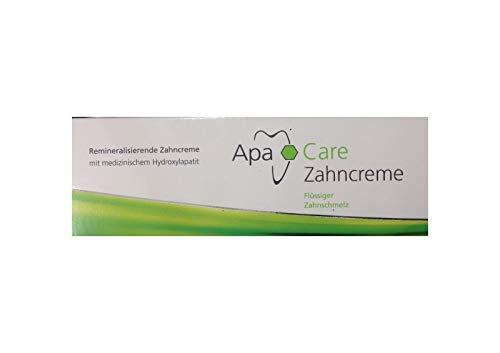 Apa Care remineralisierende Zahncreme 75 ml Flüssiger Zahnschmelz