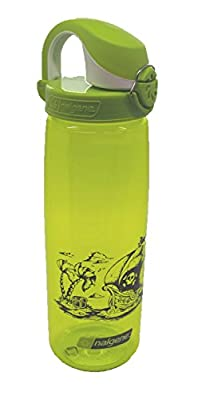 Nalgene Trinkflasche 'Everyday OTF' - 0,7 L grün, Pirat