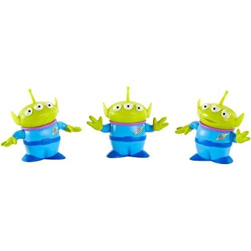 Mattel Disney Toy Story 4 Figura Básica Alien, Juguetes Niños +3 Años (GHY67) 4