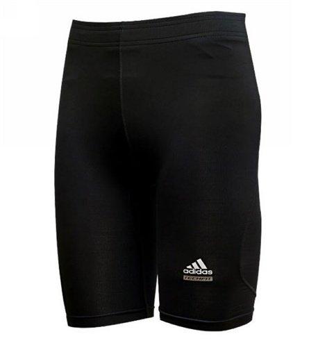 Adidas Techfit C   S p92092 Fitted Pantalones Cortos Blanco 59837f2c91e8