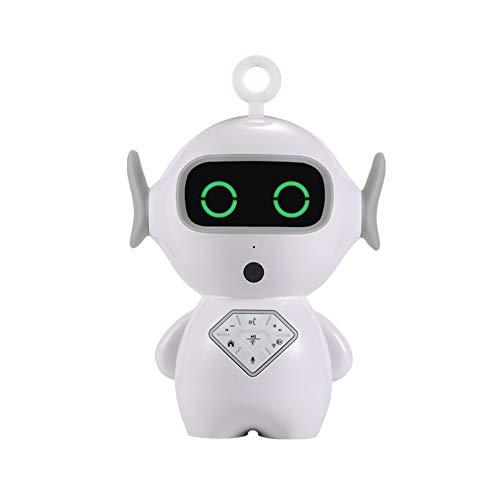ZREAL 2226/5000 AI Intelligente Sprachsteuerung Cartoon Robot Story Machine Wifi Dialog Spielt...