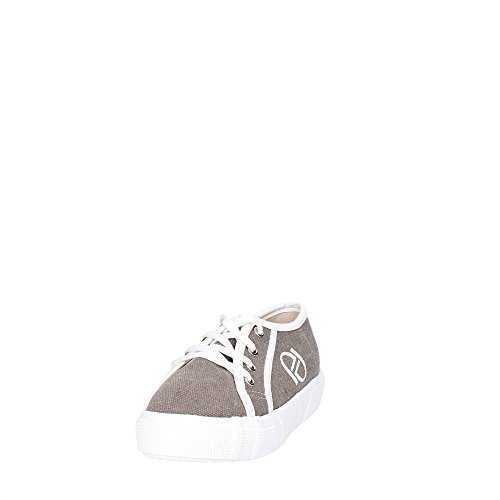 Byblos SHB249 Sneakers Garçon Marron Taupe