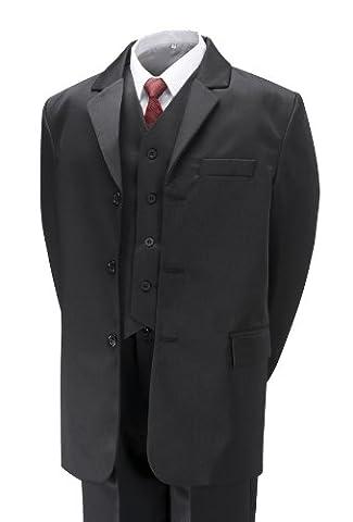 Jungen-Anzug (5 teilig), Schwarz, für 3-jährige