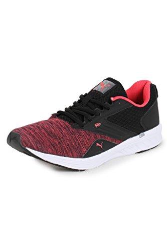 Puma Women's Comet Ipd Black-Paradise Pink Sneakers – 4 UK/India (37 EU)(36476312)