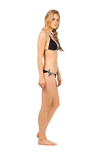 Protest Bikini Notorious True Schwarz True Black