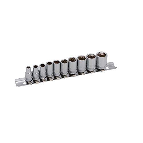 Breaker Lug Kit (STEELMAN 42151 1/4-Inch Drive 6-Point Metric Socket Set, 10-Piece)