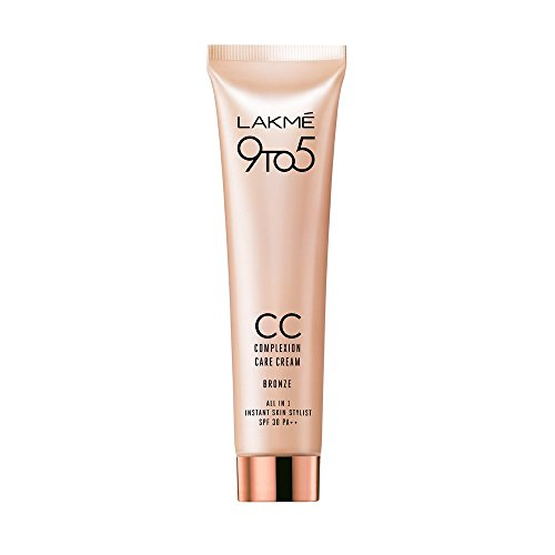 Lakme Complexion Care Face Cream, Bronze, 9g