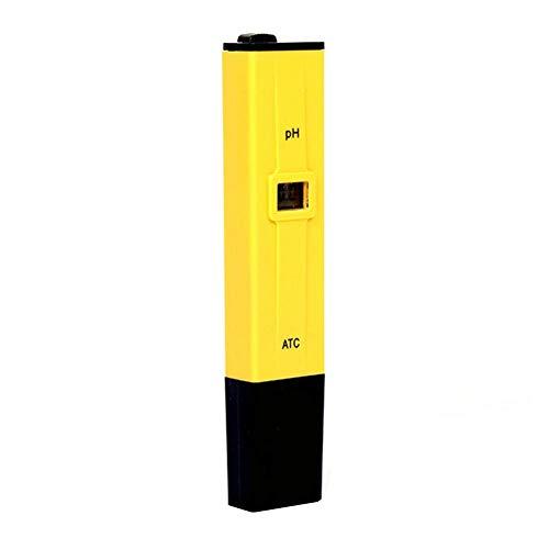 Happt Portable Digital PH Meter Testeur PH Haute Précision Boisson Aliments Laboratoire PH Moniteur ATC Pocket Pen Greater