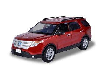 ford-explorer-xlt-rosso-scuro-2015-modello-di-automobile-modello-prefabbricato-motormax-118-modello-