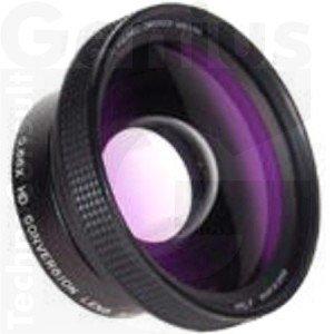 Raynox HD-6600PRO55 Objectif Noir