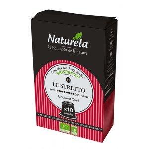 Naturéla - Capsules Stretto N°11 - 90 X 5,5G