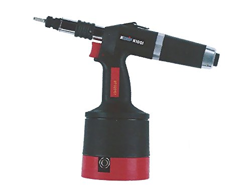 Stanley Engineered Verschluss t45210N10qi Masterfix X-Grip n10qi Stift Mutter Werkzeug, Schwarz - Stanley Blindnietzange